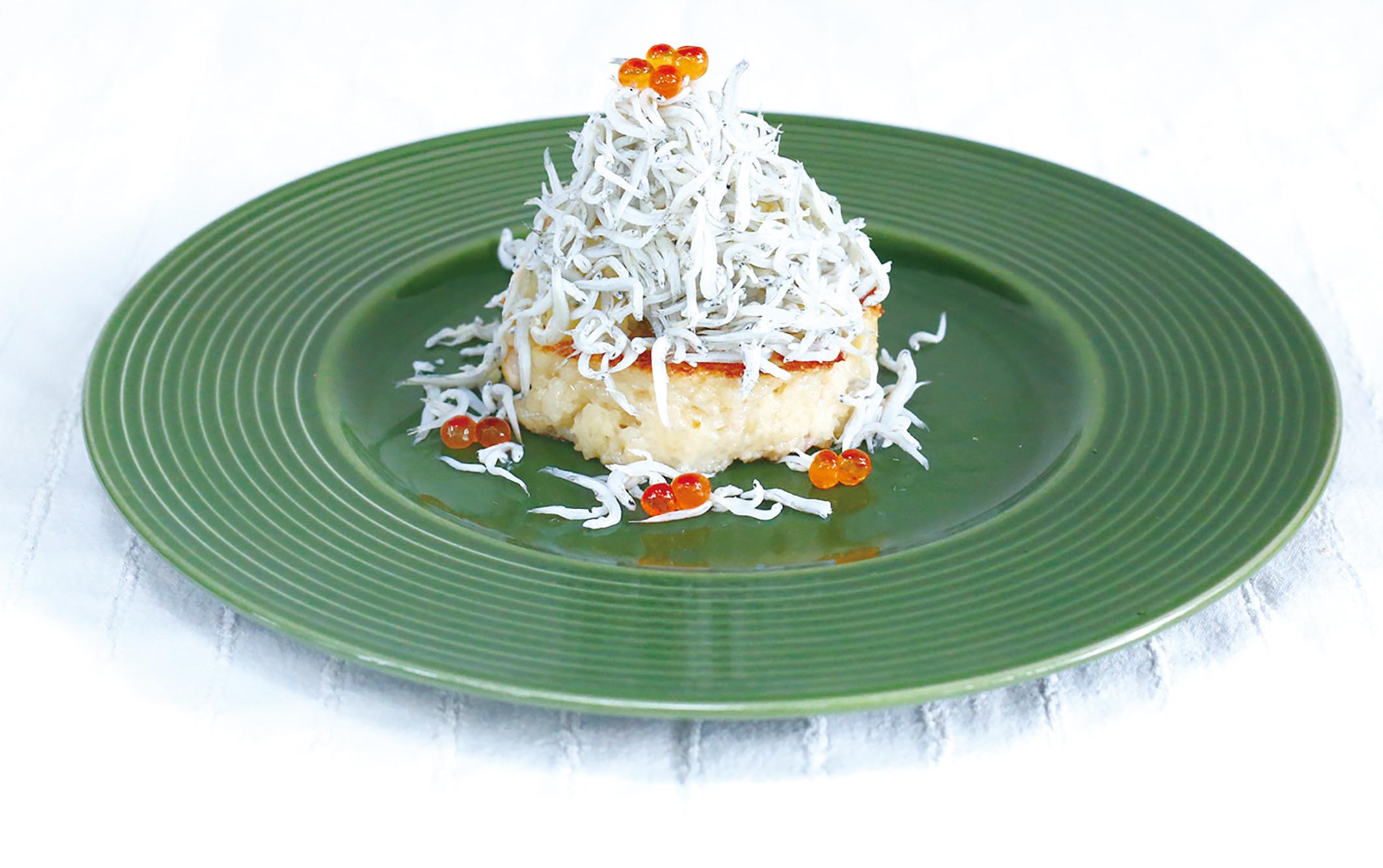 イタリアン オリーブオイルパスタ