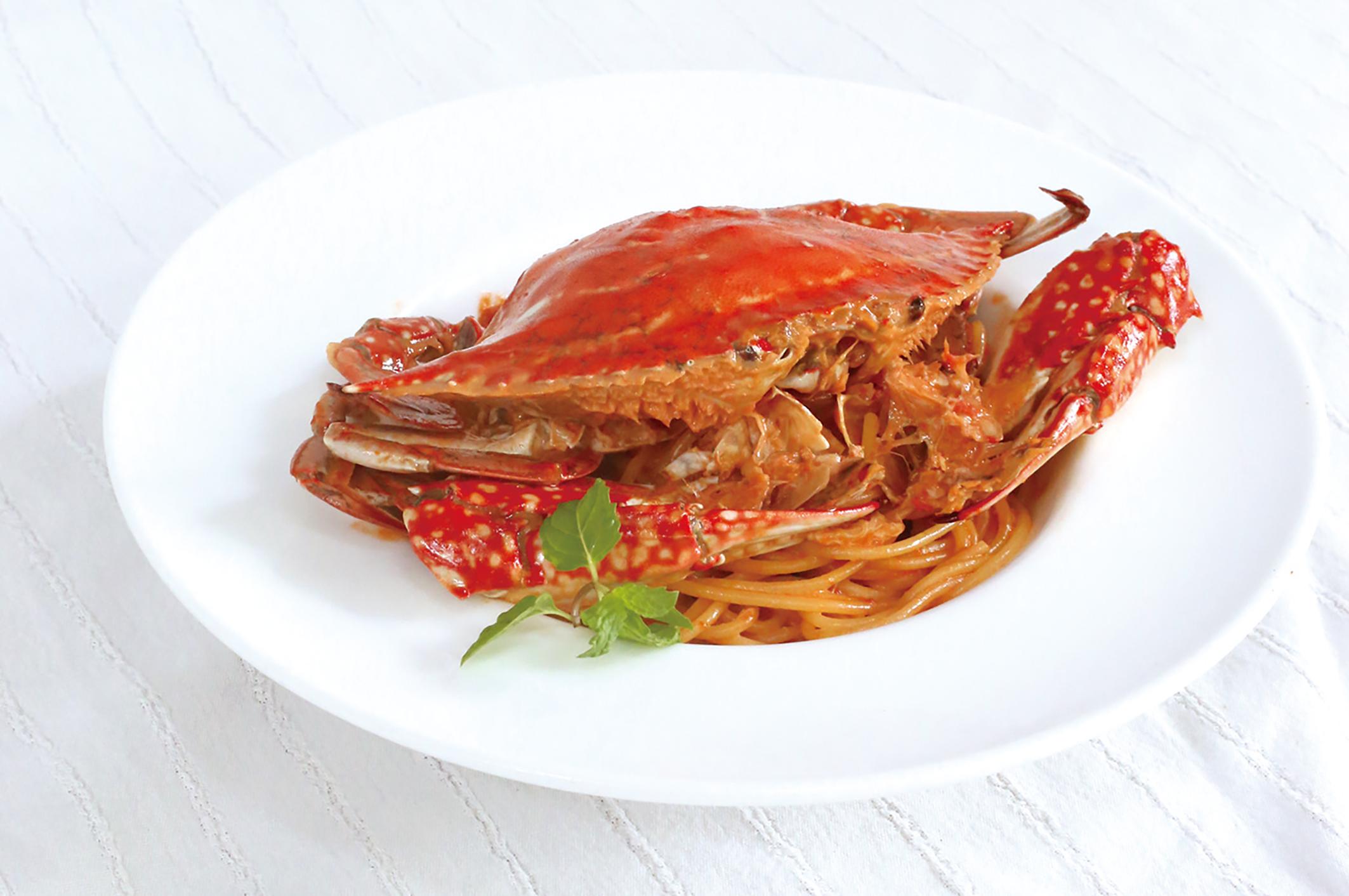 イタリアン トマトクリームパスタ