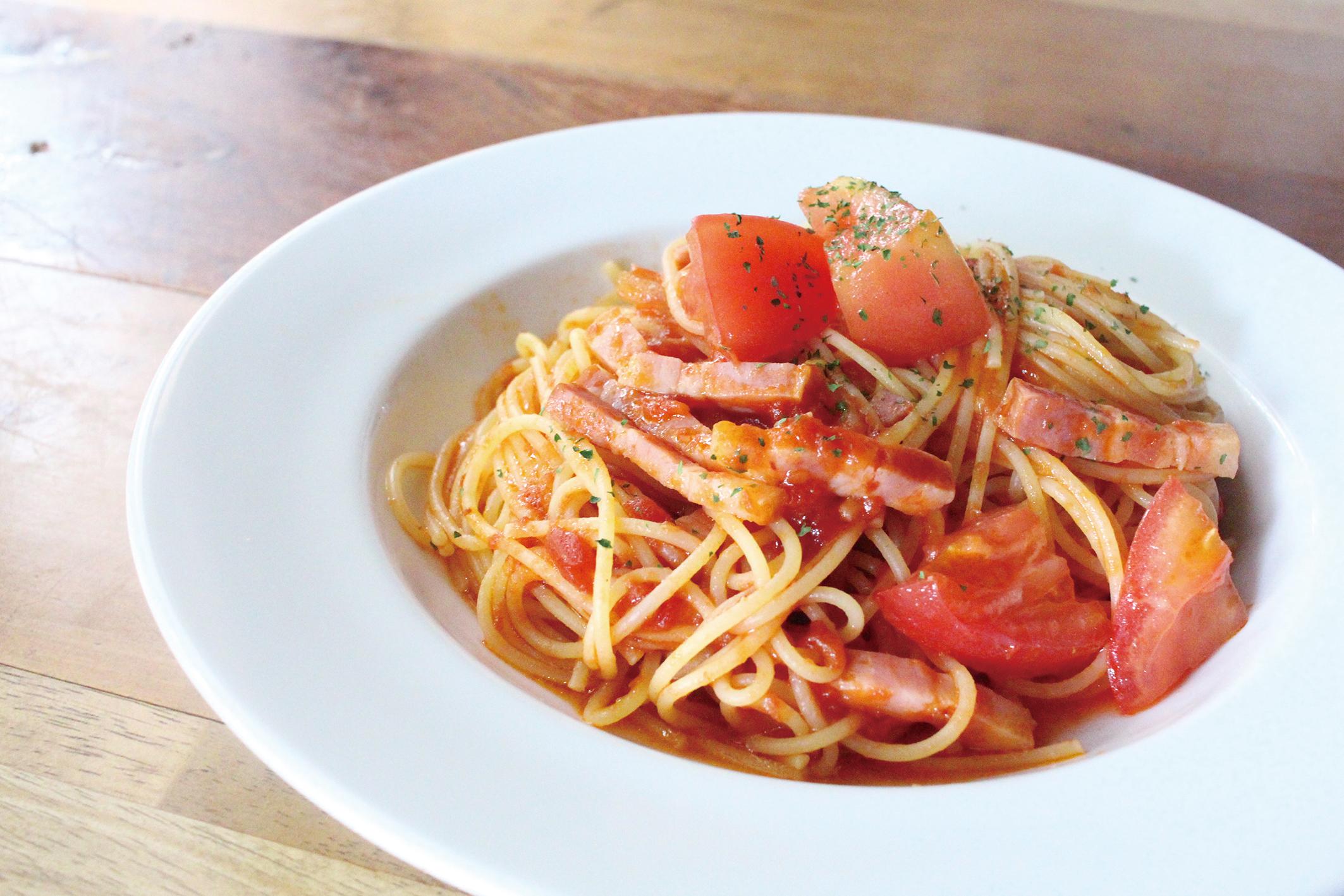 イタリアン トマトソースパスタ